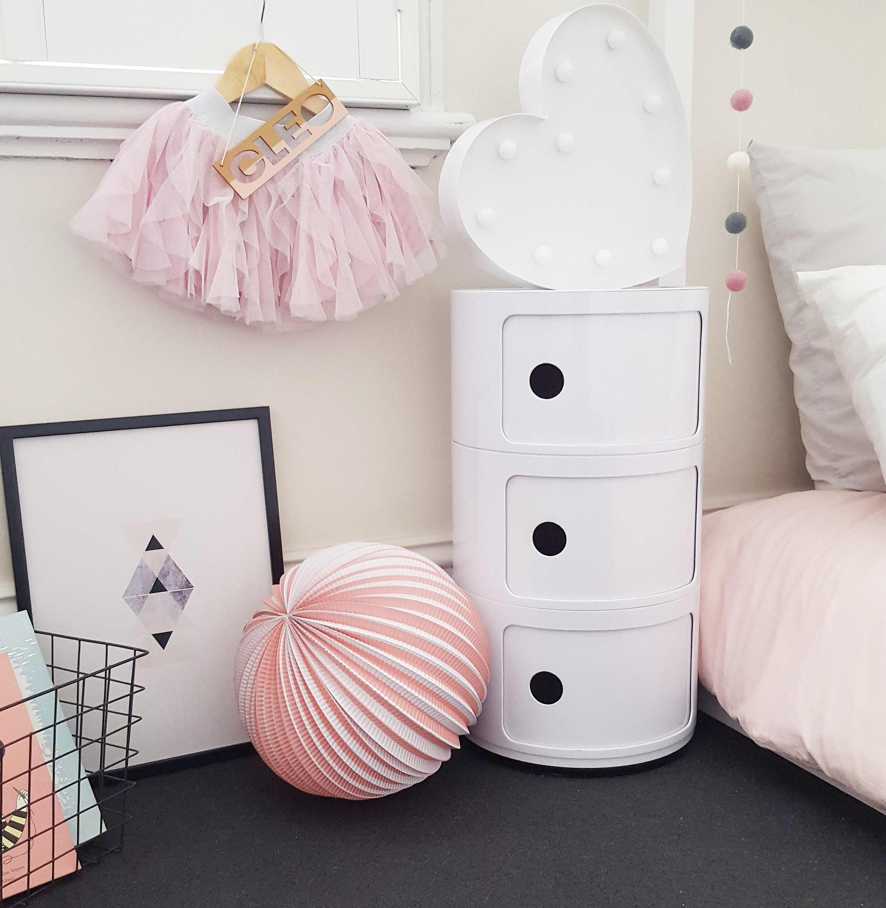 Decorating a kids room on a budget the reject shop - How to decorate kids bedroom ...