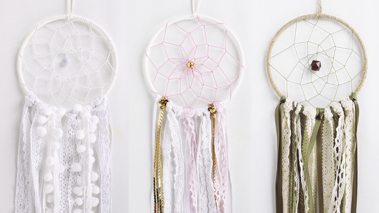 how to make a tree dreamcatcher